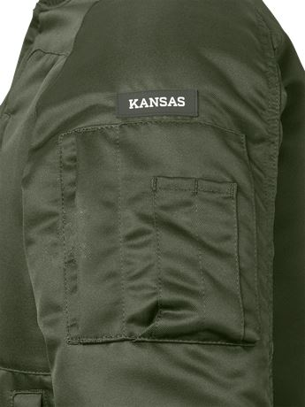 Bomber jacket 3 Kansas  Large