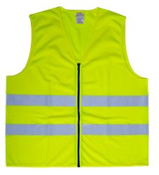 Väst HiVis 1.0 Leijona Medium