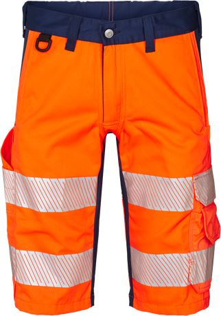 Hi Vis Shorts kl.1, Flexforce 1 Kansas  Large