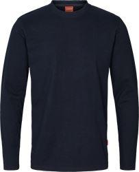 Apparel heavy cotton t-shirt long sleeves Kansas Medium