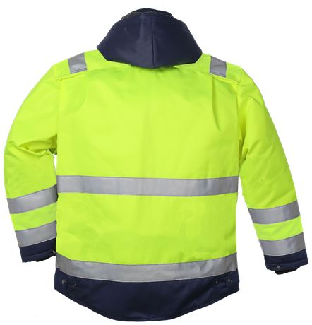 Winter Jacket HiVis 1.0 cl3 2 Leijona  Large