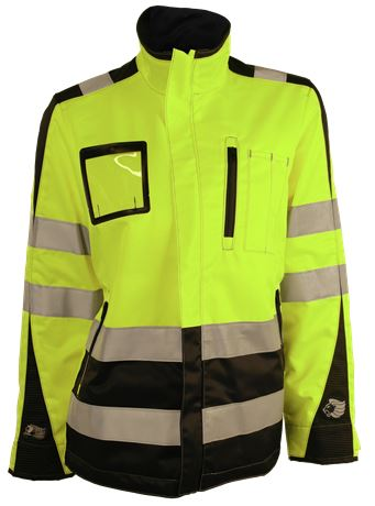 Ladies' Jacket HiVis 3.0 1 Leijona  Large