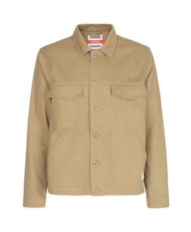 KANSAS X SAMSØE SAMSØE – Worker jacket, Men 1 Kansas  Large