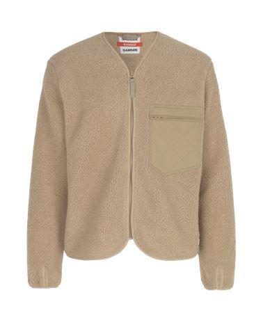 KANSAS X SAMSØE SAMSØE – Fleece jacket, Men 1 Kansas  Large