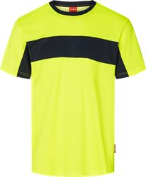 Evolve t-shirt, Hi Vis Kansas Medium