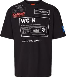 KANSAS X WILLY CHAVARRIA – Worker tee Kansas Medium