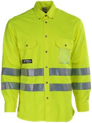 Shirt HiVis FR Leijona Medium