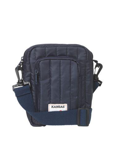KANSAS X SAMSØE SAMSØE –  Unisex shoulder bag 1 Kansas  Large