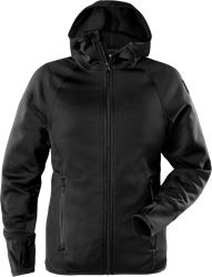 Calcium Polartec® Power Stretch Hoodie Damen Fristads Outdoor Medium