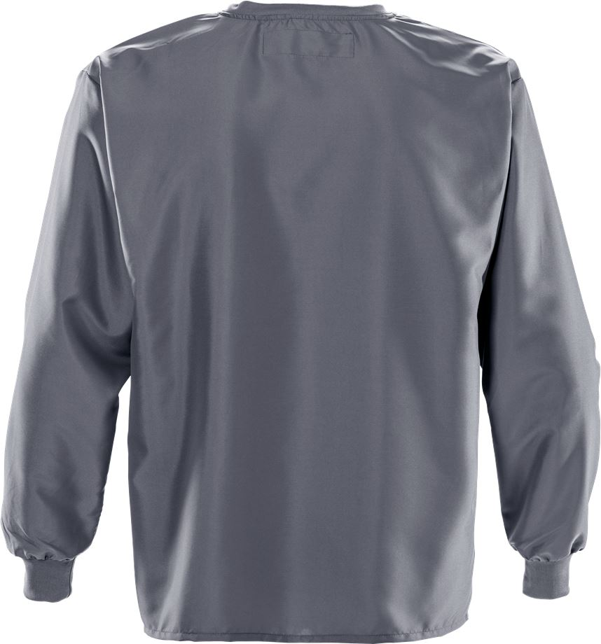 Fristads Unisex Renrum Långärmad T-shirt 7R005 XA80, Grå