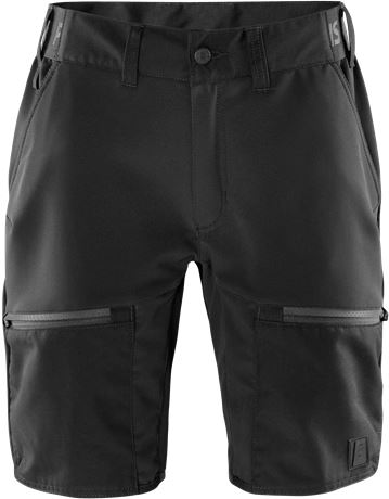 Carbon Semistretch Outdoor shorts 1 Fristads Outdoor