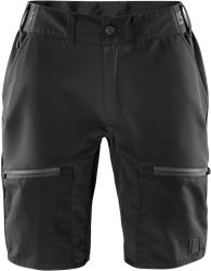 Shorts outdoor semistretch Carbon, donna Fristads Outdoor Medium