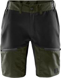 Carbon Semistretch Outdoor Shorts  Fristads Outdoor Medium