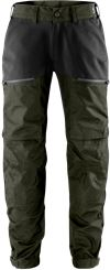 Carbon semistretch outdoor trousers  1 Fristads Outdoor Small