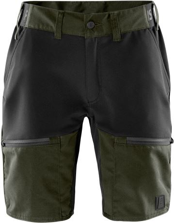 Carbon semistretch friluftsshorts 1 Fristads Outdoor  Large
