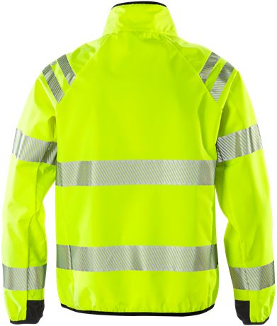 High vis shelljack klasse 3 4091 LPR 2 Fristads  Large