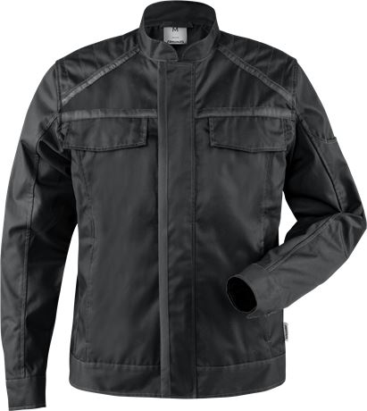 Green jacket woman 4689 GRT 1 Fristads