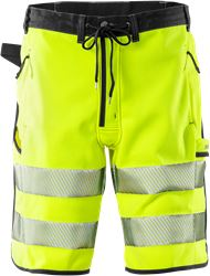 High vis jogger shorts class 2 2513 SSL Fristads Medium