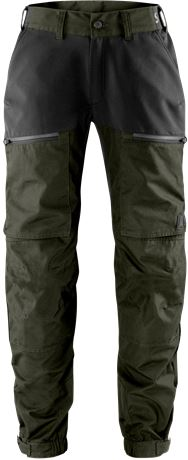 Carbon semistretch outdoor trousers Woman 1 Fristads Outdoor