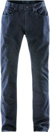 Denim stretch trousers woman 2624 DCS 1 Fristads Small