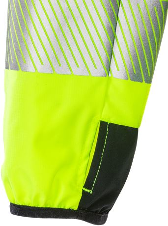 High vis shelljack klasse 3 4091 LPR 4 Fristads  Large