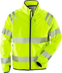 High vis shell jacket class 3 4091 LPR Fristads Medium