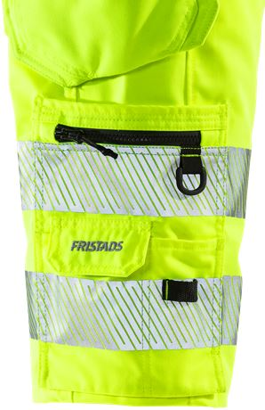 High vis stretch shorts woman cl 1 2529 PLU 3 Fristads  Large