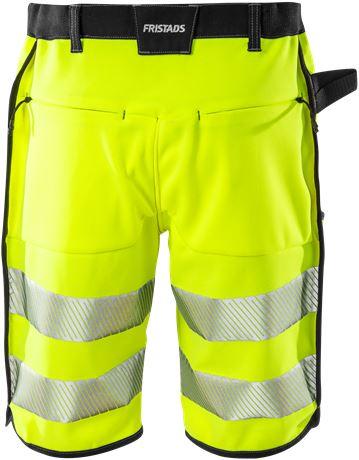 High vis Jogger Shorts Kl.2 2513 SSL 2 Fristads  Large