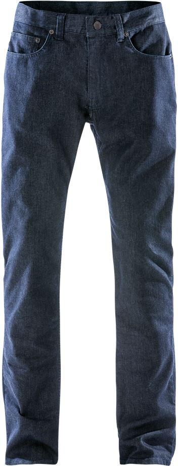 Fristads Men's Jeans stretch 2623 DCS, Indigoblå