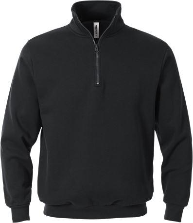 Acode sweatshirt med kort dragkedja 1737 SWB 1 Fristads  Large