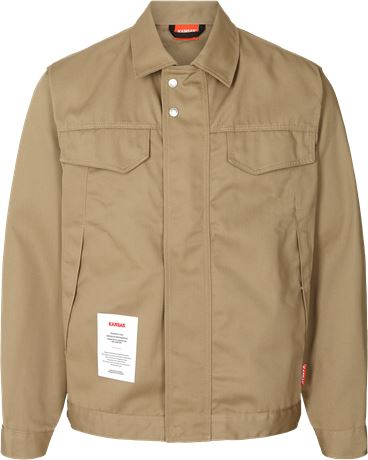 Icon One Worker Jacket LTD. Ed. 1 Kansas  Large