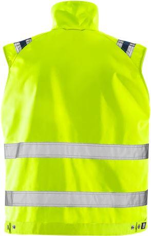 High vis waistcoat class 2 5013 PLU 2 Fristads  Large