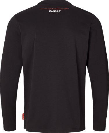 Cole LS T-Shirt 2 Kansas  Large