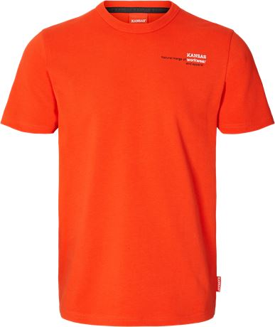 Cole SS T-shirt  1 Kansas  Large