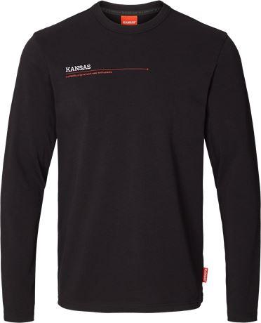 Cole LS T-Shirt 1 Kansas  Large