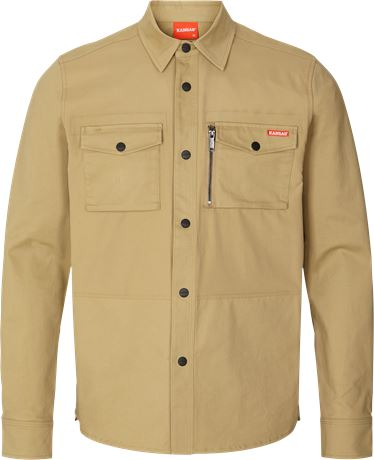 Aaron Overshirt  2 Kansas  Large