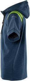 Friwear hooded sweatshirt 7460 MELA 2 Fristads Small