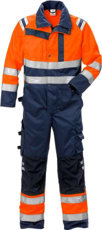 High vis coverall class 3 8026 PLU 1 Fristads  Large