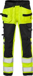 High vis craftsman stretch trousers class 2 2612 PLUS Fristads Medium