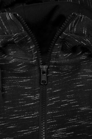 Friwear kortärmad sweatshirt med huva 7460 MELA 4 Fristads  Large