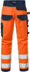 High vis craftsman stretch trousers class 2 2612 PLUS 2 Fristads Small