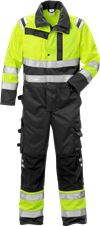 High Vis Overall Kl. 3 8026 PLU 1 Fristads Small