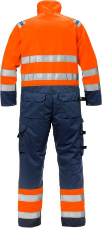 High vis coverall class 3 8026 PLU 2 Fristads  Large