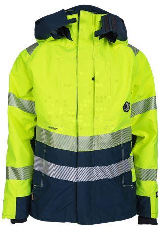 Jacket GORE-TEX PYRAD® HiVis FR 1 Leijona
