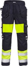 Flamestat high vis werkbroek dames klasse 1 2777 ATHS 1 Fristads Small