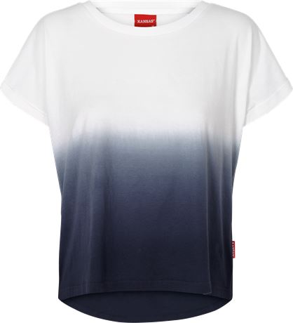 Crafted Damen T-Shirt 1 Kansas