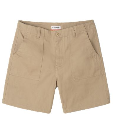 KANSAS X SAMSØE SAMSØE - Worker shorts, Men 1 Kansas  Large