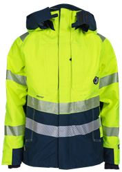 Jacket GORE-TEX PYRAD® HiVis FR Leijona Medium