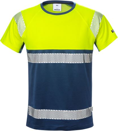 High Vis T-Shirt, Kl. 1 7518 THV 1 Fristads