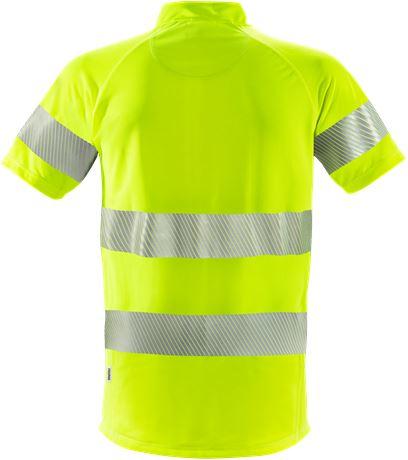 High-vis 37.5® T-shirt klasse 3 7117 TCY 2 Fristads  Large